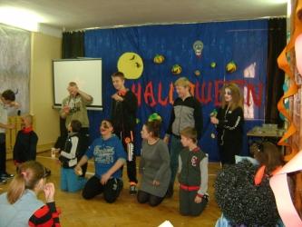 Halloween w naszym Ośrodku