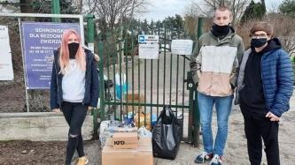 Zbiórka Mikołajkowa dla Schroniska dla bezdomnych zwierząt
