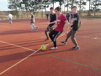 Grupowy Turniej Piłki Nożnej